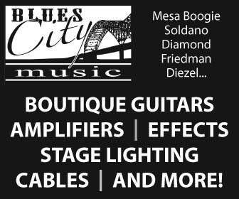 Shop Boutique Amps, Guitar and More at Blues City Music