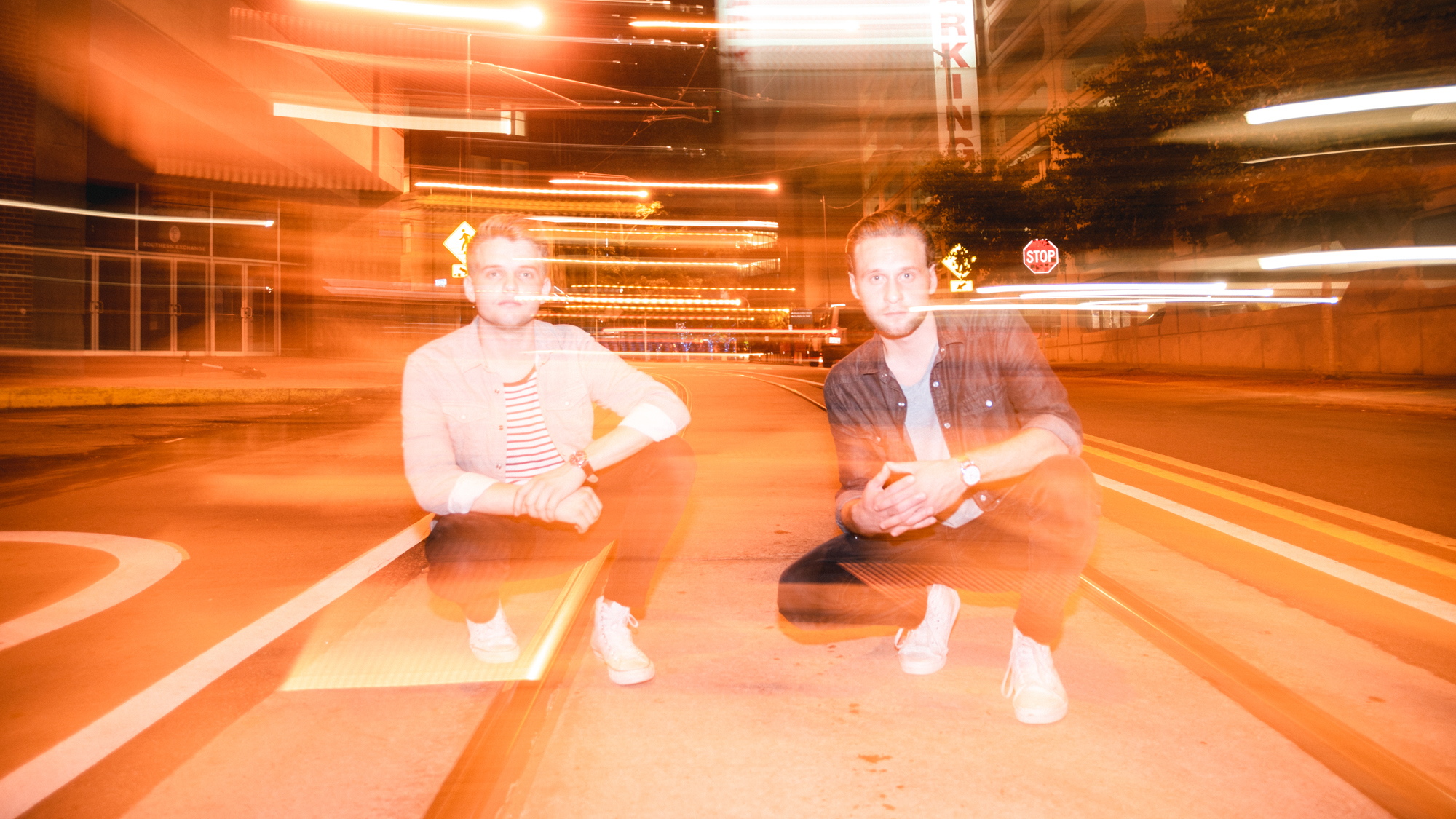 Indie Alt-Pop Duo Cardiac Half Share