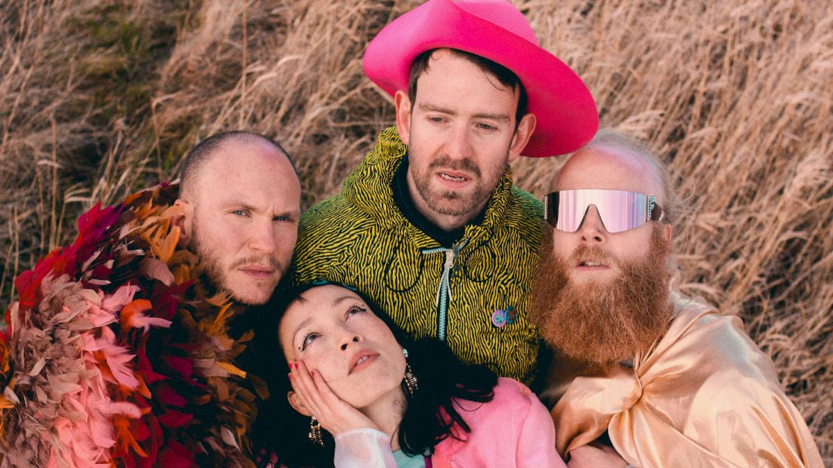 Little Dragon - New Me, Same Us - New Studio Album Out March 27th On Ninja Tune