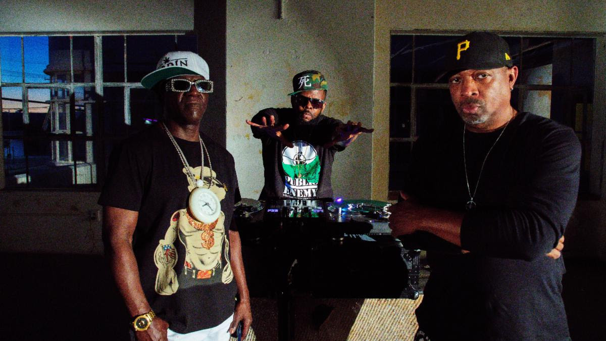 "Public Enemy Returns With Explosive New Single ""State of the Union (STFU)"""