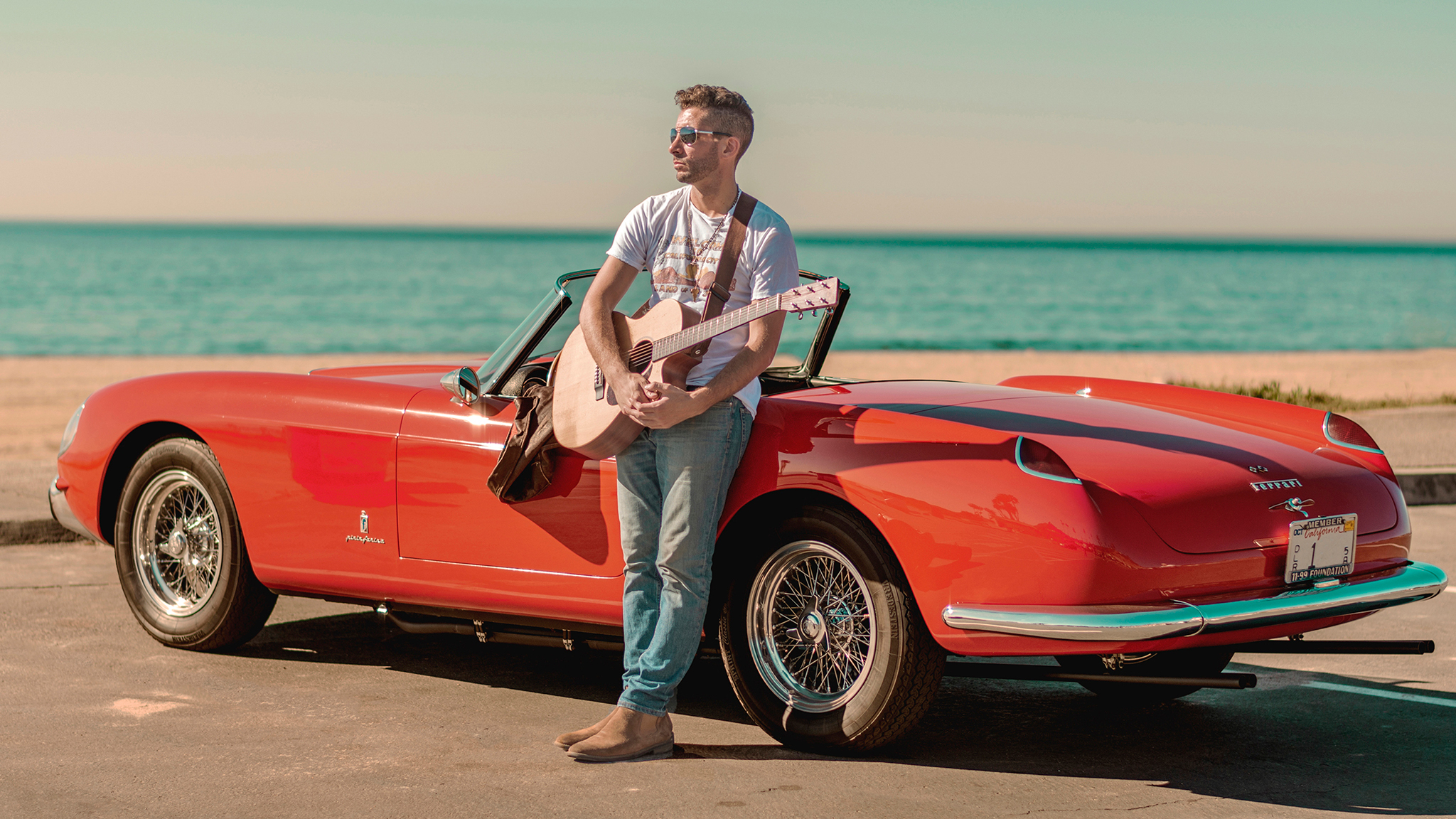 Rising Americana Artist Tom Sless Releases Lyric Video For 'Taking Me Back' Amid High Praise For 'Assurance, Craft And Conviction' On 'Uplifting' Debut Album, 'California Dream'